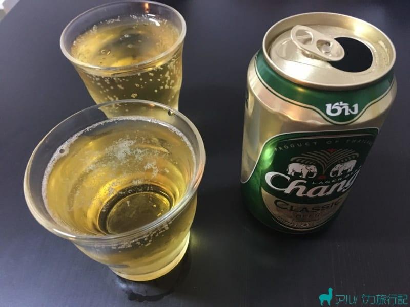 安く飲めるビールとしてシェアを伸ばしたChang