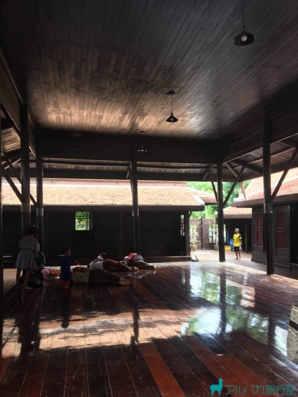 Kum Khun Phaanの内部