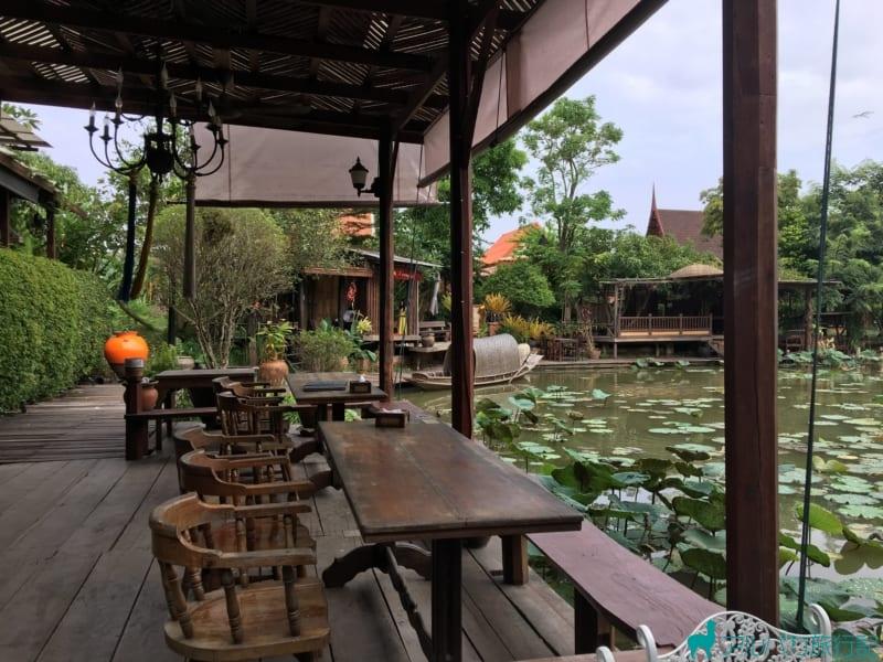 店内はよく手入れされており,快適でリゾートを感じさせる環境