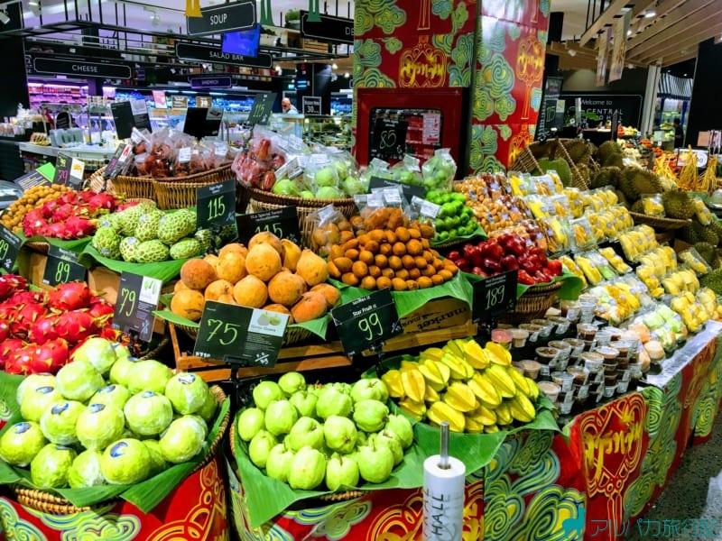 タイに来たならフルーツを堪能するべき