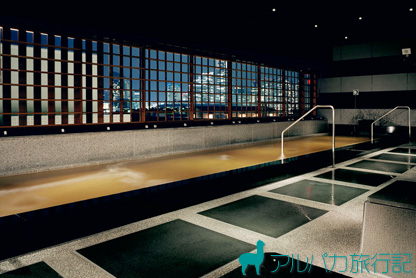 INSPA横浜の外湯